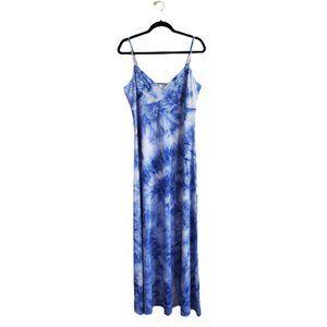 MICHAEL Michael Kors Tie Dye Tank Pullover Maxi Dress